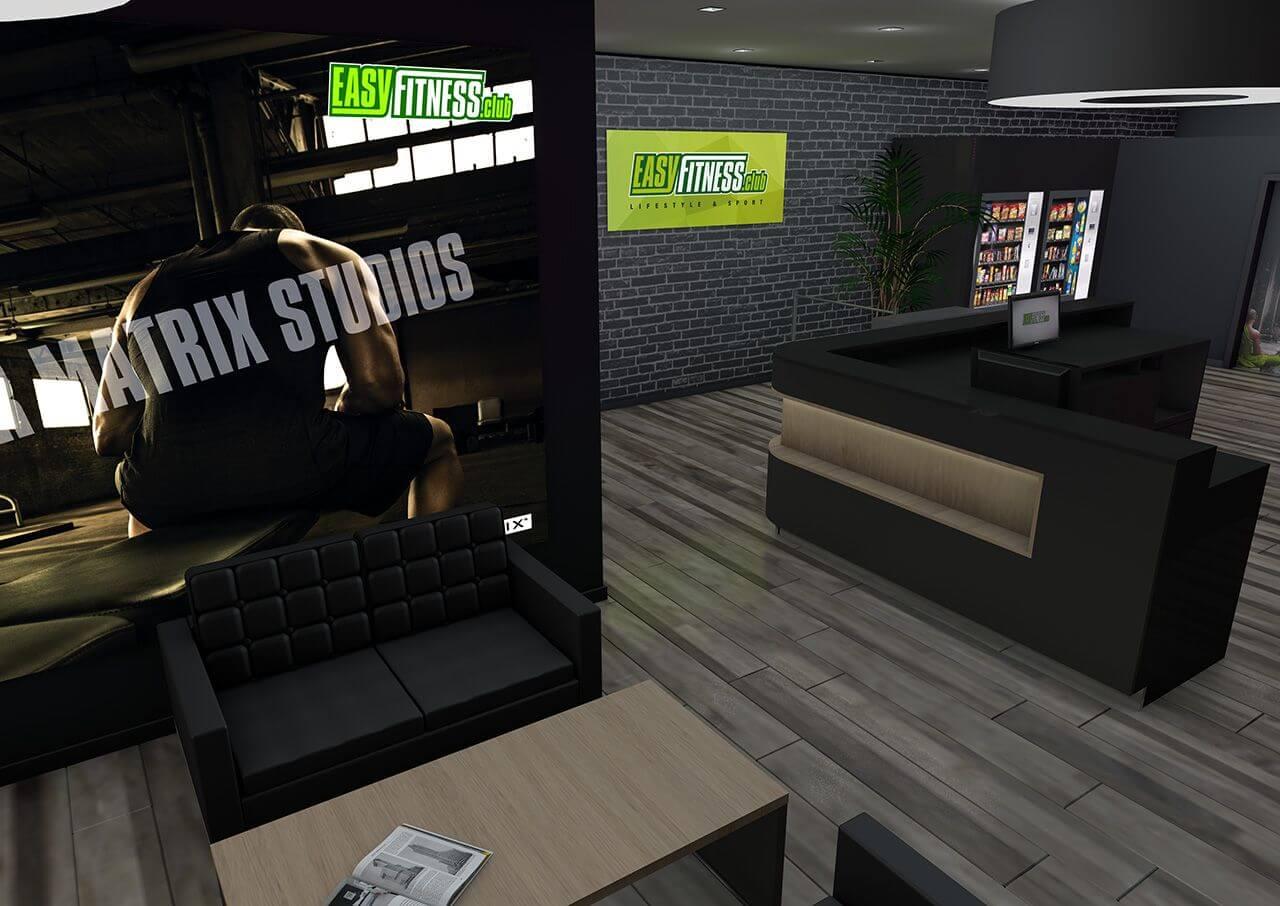 Easyfitness Studio Eindruck